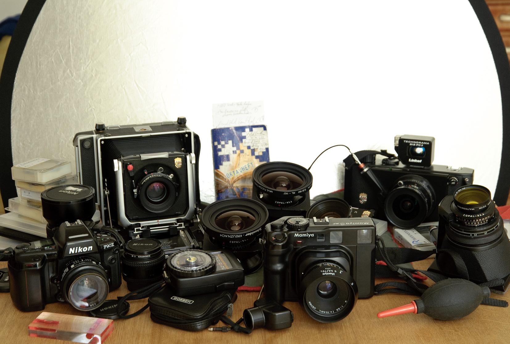 Kameras 2010
